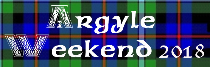 Argyle 2018 Scottish Country Dance Weekend